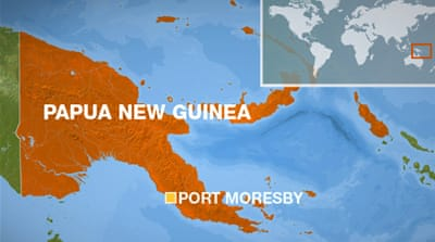 No tsunami fears after Papua New Guinea quake