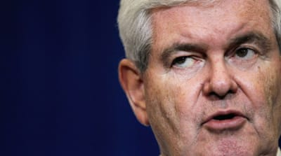 Gingrich in the land of racism and religiosity