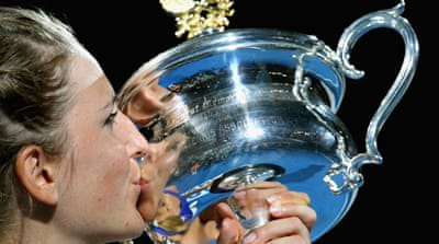 Azarenka eases to maiden Grand Slam title