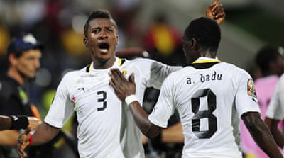 Black Stars sweep aside Mali