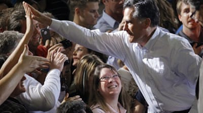 Romney surges in run-up to Florida primary