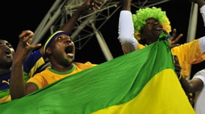 Gabon win thriller against Morocco