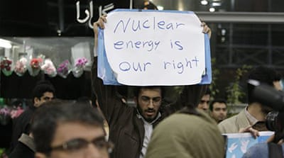 UN atomic team in Iran for nuclear talks