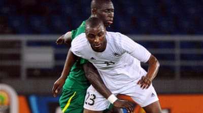 Senegal limp out of Africa Cup