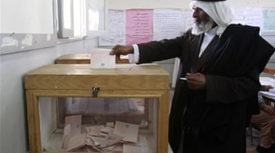 Egypt holds third round of elections
