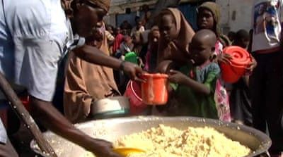 Global chronic hunger 'on the rise'