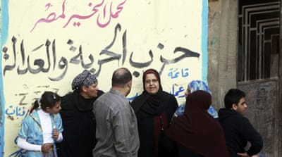 Egypt votes in third round of elections