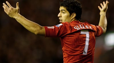 Liverpool will not appeal against Suarez ban