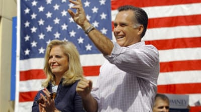 Romney surges in polls as Florida votes