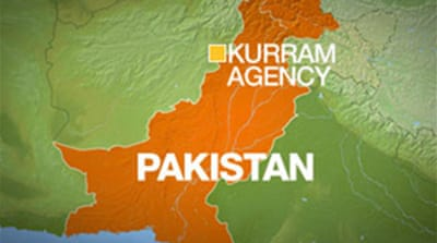 Pakistani forces clash with Taliban