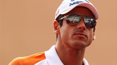 Adrian Sutil found guilty of GBH