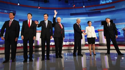US Republican candidates at a glance