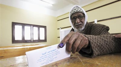 Egypt enters final day of voting