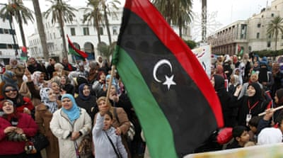 Libya names new armed forces chief