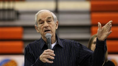 Ron Paul has two problems: One his, the other ours