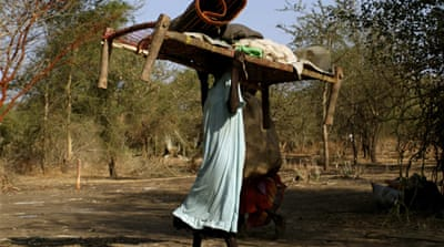 'Alarm over malnutrition' in Sudan states