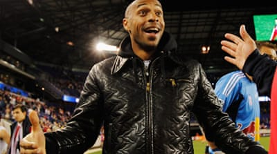 The risk of bringing Thierry Henry back home