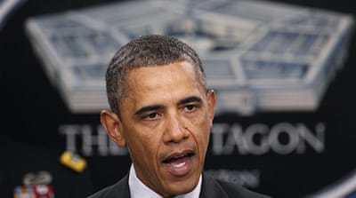 Obama reveals 'leaner' US defence strategy