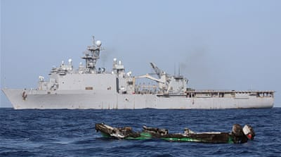 Fighting Somalia's pirates onshore