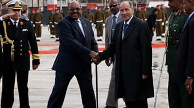 Rights group criticises Bashir's Libya trip