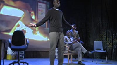 British play explores Tottenham riots