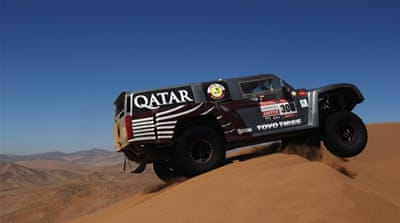 In Pictures: The Dakar Rally