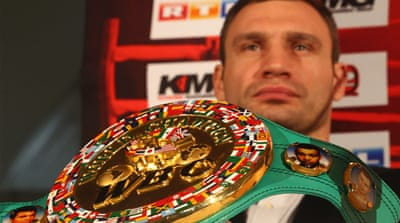 Klitschko: 'Age is no barrier'