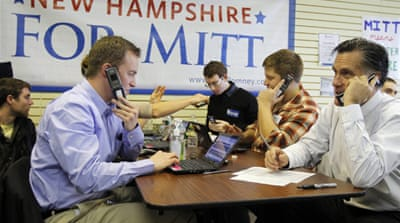 New Hampshire set for Republican primary vote