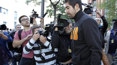 Double Olympic champion Nikola Karabatic, left, and his brother Luka, right, have been detained after an investigation by French police [Reuters]