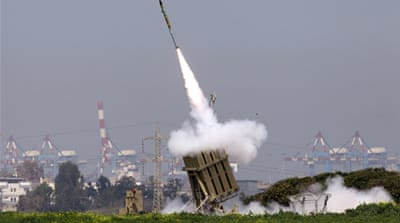 Israel confirms missile test