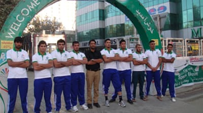 Afghanistan to play first rugby competition