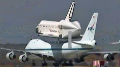 Space shuttle Endeavour begins final voyage