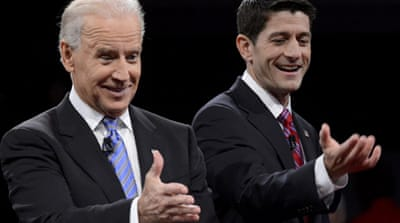 Biden vs Ryan: Who won the debate?