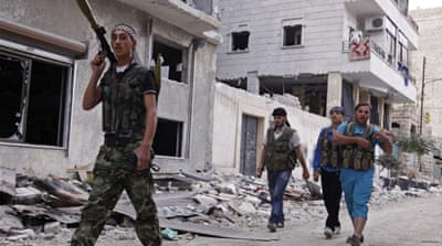 Syria rebels 'seize government air base'