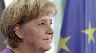 Merkel expresses doubt over EU budget summit