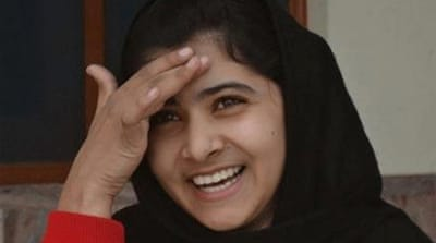 Malala is the 'daughter of Pakistan'
