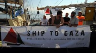 Gaza flotilla victims slam Israel deal