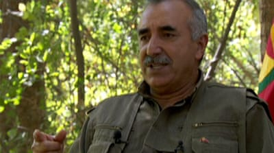 Al Jazeera speaks with PKK rebel leader