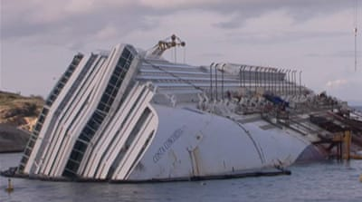 Five convicted for Costa Concordia shipwreck