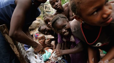Sierra Leone: Keeping children alive