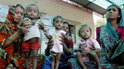 India's malnutrition problem is a systemic issue