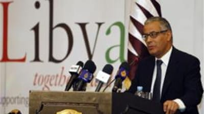 Ali Zeidan was a local council member of the city of Tripoli and member of the Libyan National Council [Reuters]