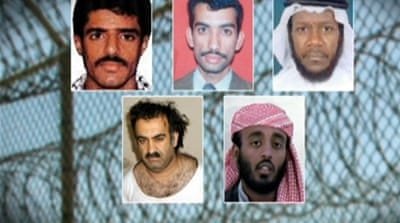 Guantanamo suspects await rights verdict
