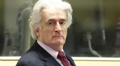 Bosnian citizens react to Karadzic trial