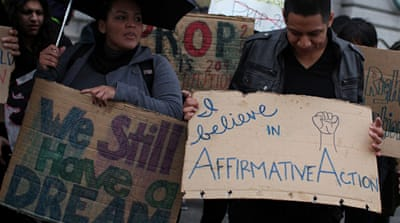 The end of race-based affirmative action?