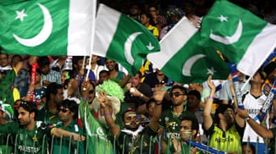 Foreign sides have refused to play in Pakistan after attackers targeted the Sri Lankan team bus next to Lahore's Gaddafi cricket stadium, where they were playing the second Test against Pakistan in 2009 [EPA]