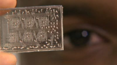 Microchip offers hope to SA epidemic patients