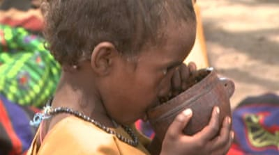 'More aid needed' to defeat Somalia hunger