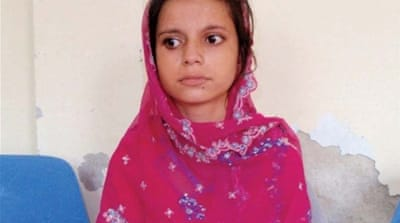 Child brides blot tribal Pakistan