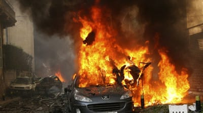 In pictures: Beirut blast